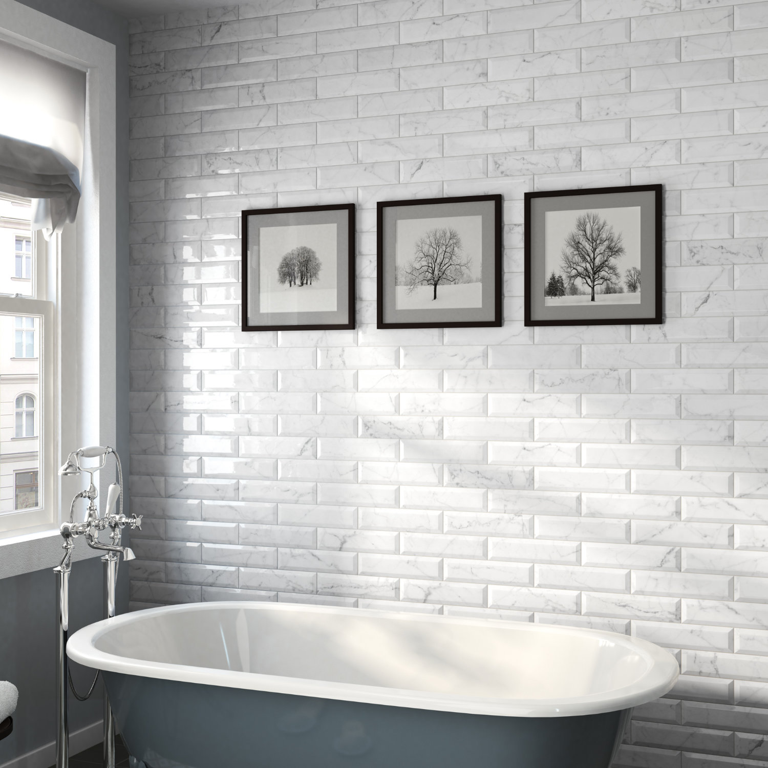 Dalby - Wall | Tile & Stone Gallery - Ceramic & Porcelain Tile Showrooms