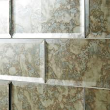 Original Style – Glassworks – Antique Mirror Bevel Mirror GW-ANT2010B bricks only landscape