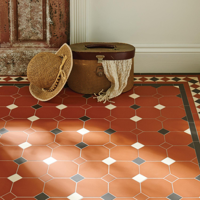 Os Victorian Floor Tile Amp Stone Gallery Ceramic
