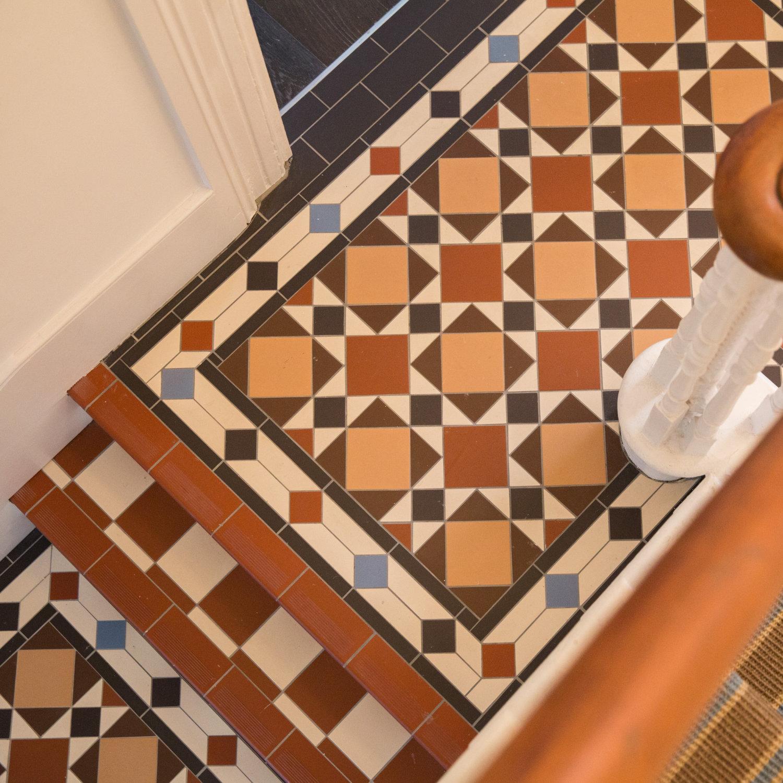 OS Victorian - Floor   Tile & Stone Gallery - Ceramic