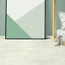 mock up poster frame in children room, scandinavian style interi